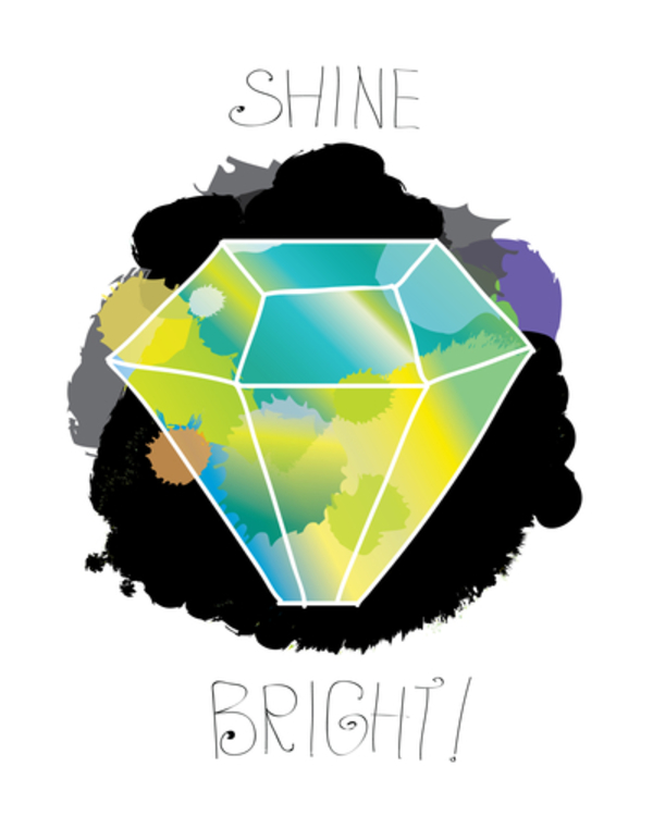Today is the Day for you to shine!!